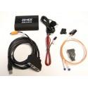 Bluetooth Freisprechanlage + USB, iPod,iPhone Mercedes NTG1, NTG2