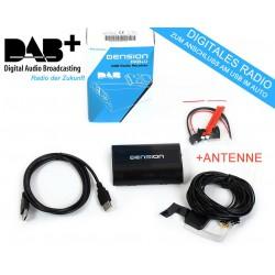 Dension DBU1GEN DAB+ nachrüstbarer USB Radio Empfänger +ANTENNE
