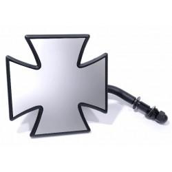 Spiegel Eisernes Kreuz H-D schwarz