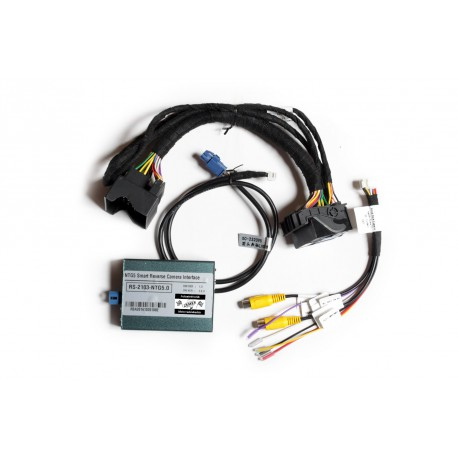 Reverse Camera Interface for Mercedes NTG5