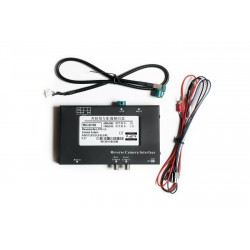 Reverse Camera Interface for Mercedes NTG 4.5