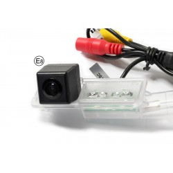 Zemex rear view camera for VW Golf 7 E-Mark E8