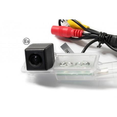 Zemex Rückfahrkamera für VW Golf 7 mit ECE E8