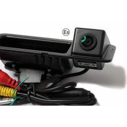 ZEMEX Rear View Camera for BMW 5er 7er with E-Mark E8