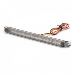 LED Rücklicht Stripe / smoke