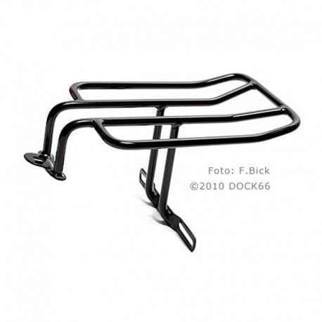 gep cktr ger schwarz f r harley dyna super glide 06 10. Black Bedroom Furniture Sets. Home Design Ideas