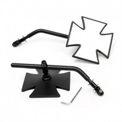 Ironcross Mirror, Harley® Set