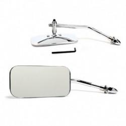 Custom Mirror Rectangle H-D