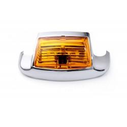 Fendertip chrom vorn orange bis 1999