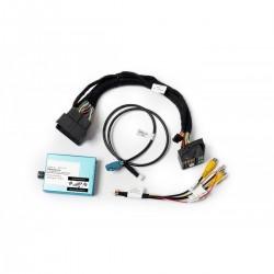 Rückfahrkamera Set für Volvo S60 XC60 V40 Sensus
