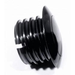 Tankdeckel H-D ab 82 PopUp schwarz