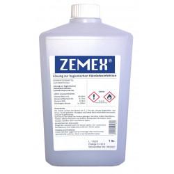 ZEMEX® Hände Desinfektionsmittel WHO EN1500 1000ml Drehverschluß