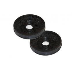 ZEMEX® ZXAF100 Ersatz-Aktivkohlefilter Kohlefilter für Silverline AF100 AF 100