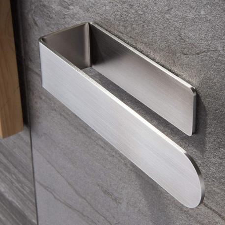 ZEMEX®   Bad Handtuchstange Handtuchhalter Edelstahl Selbstklebend 22cm