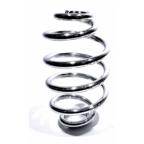 4 Zoll Sitzfeder chrom (1 Stück)