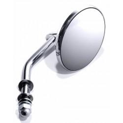 Spiegel rund chrom H-D